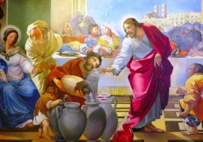 Czytanie na dzień 1 czerwca 20020 – Święto Najświętszej Maryi Panny, Matki Kościoła