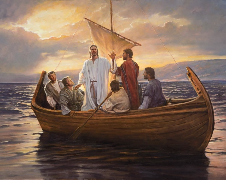 jezus chrystus w lodzi 900x720 - Czytanie na niedzielę 10 lutego 2019