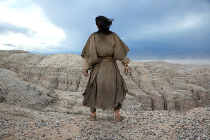 jezus na pustyni2 - Czytanie na poniedziałek 4 lutego 2019