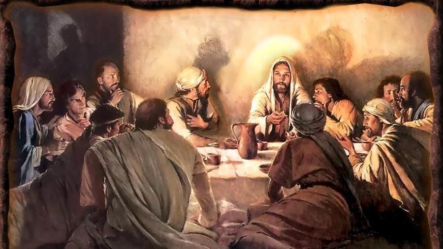 nauka jezusa 900x507 - Czytanie na czwartek 28 maja 2020