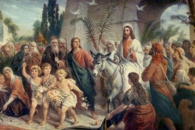 Czytanie na dzień 5 kwietnia 2020 – Niedziela Palmowa