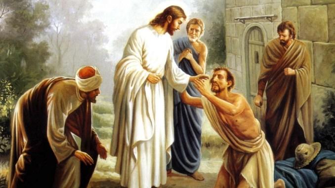 uzdrowienie jezusa - Czytanie na wtorek 9 lipca 2019