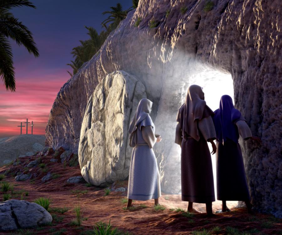 zmartwychstanie 900x750 - Czytanie na Sobotę w oktawie Wielkanocy 27 kwietnia 2019