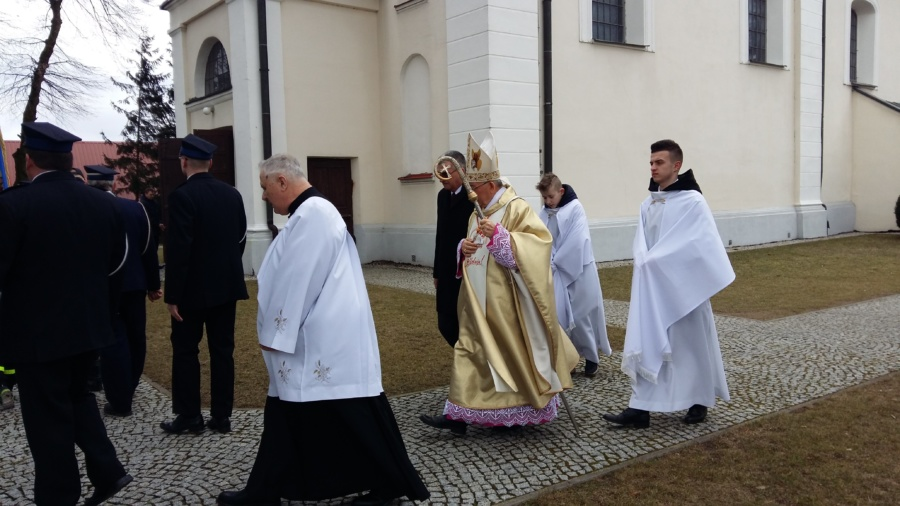 20180402 115935 900x506 - Wizyta księdza Biskupa Romana Marcinkowskiego