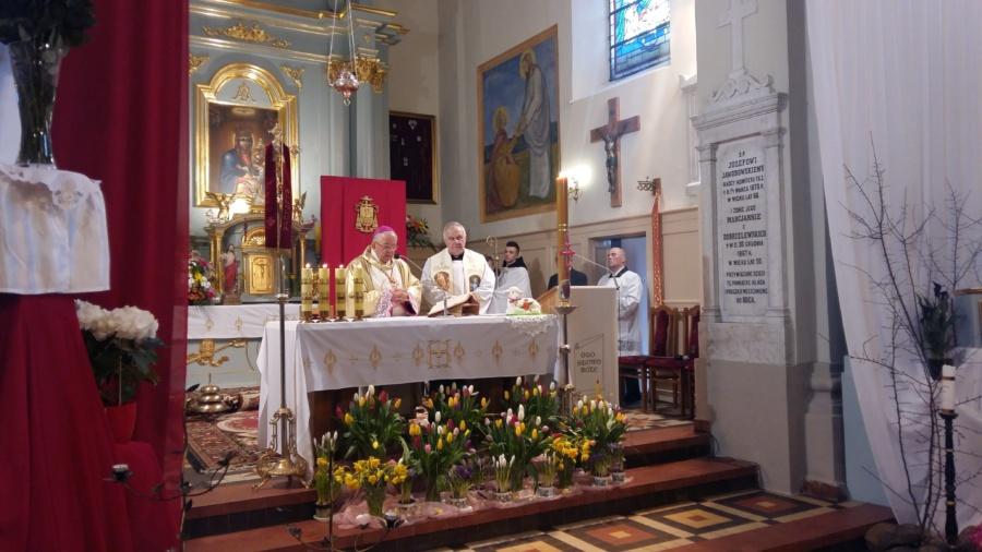 20180402 120932 900x506 - Wizyta księdza Biskupa Romana Marcinkowskiego