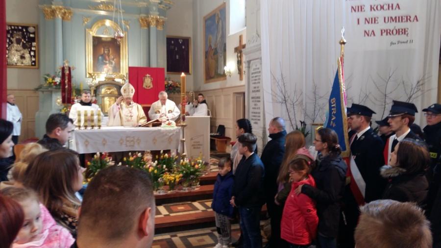 20180402 124832 900x506 - Wizyta księdza Biskupa Romana Marcinkowskiego