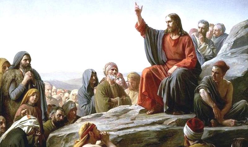 Jezus naucza - Czytanie na piątek 25 października 2019