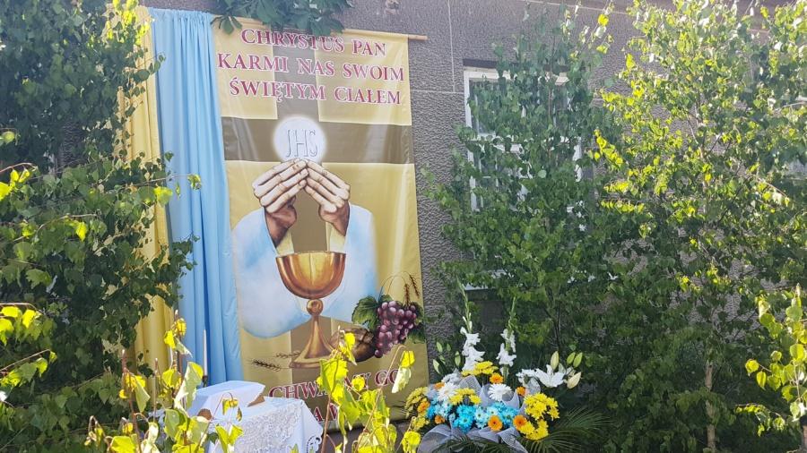boze cialo radzymin 2018 60 900x506 - Uroczystość Bożego Ciała 2018