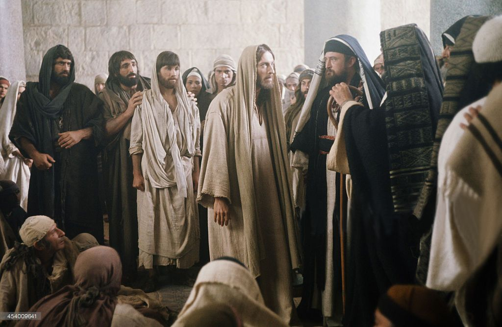 faryzeusze i jzeus - Czytanie na poniedziałek 18 lutego 2019