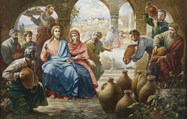 wesele - Czytanie na poniedziałek 26 sierpnia 2019 - Uroczystość Najświętszej Maryi Panny Częstochowskiej