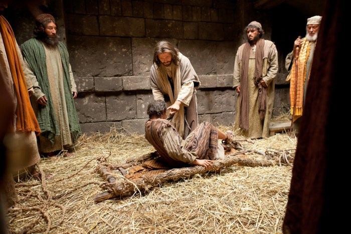 jezus uzdrawia - Czytanie na poniedziałek 16 września 2019