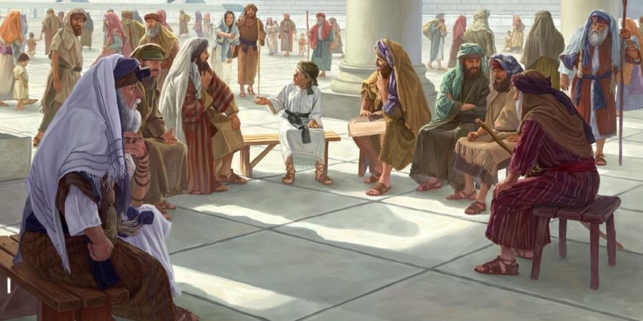 mlody jezus 900x450 - Czytanie na piątek 18 września 2020
