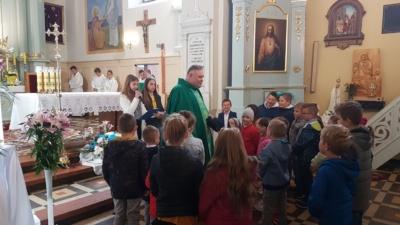 msza dla dzieci