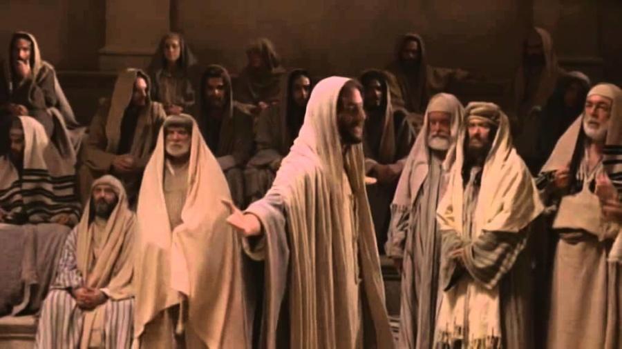 faryzeusze i jzeus3 900x506 - Czytanie na środę 14 października 2020