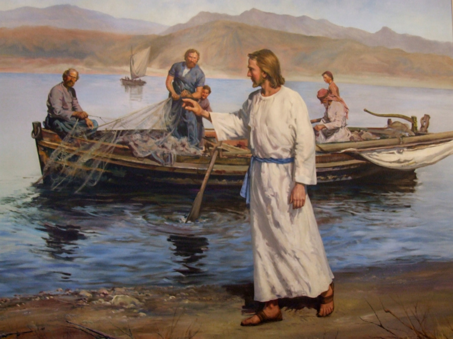 jezus powoluje apostolow 900x675 - Czytanie na czwartek 5 września 2019