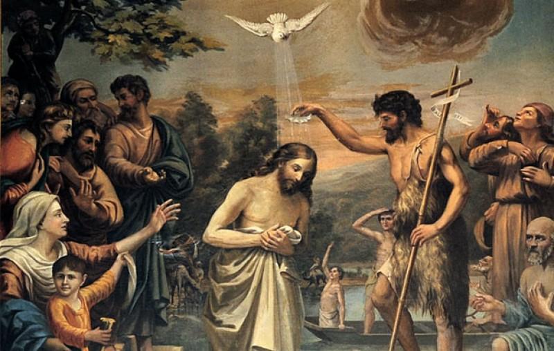 jan chrzciciel - Czytanie na czwartek 2 stycznia 2020