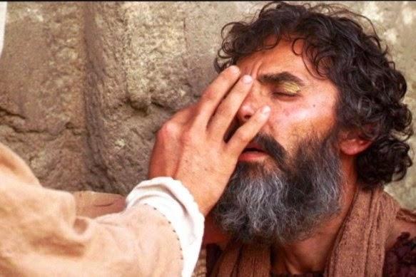 jezus i niewidomi - Czytanie na czwartek 16 stycznia 2020