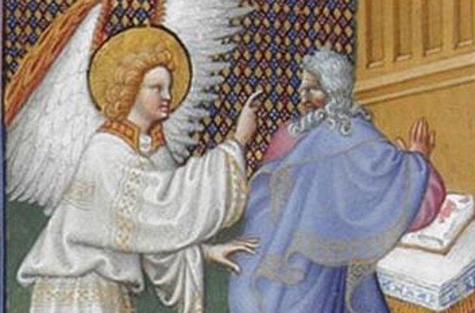 zahariasz i aniol panski - Czytanie na czwartek 19 grudnia 2019