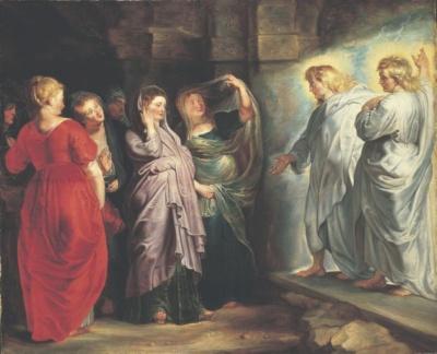 Czytanie na Poniedziałek w oktawie Wielkanocy22 kwietnia 2019