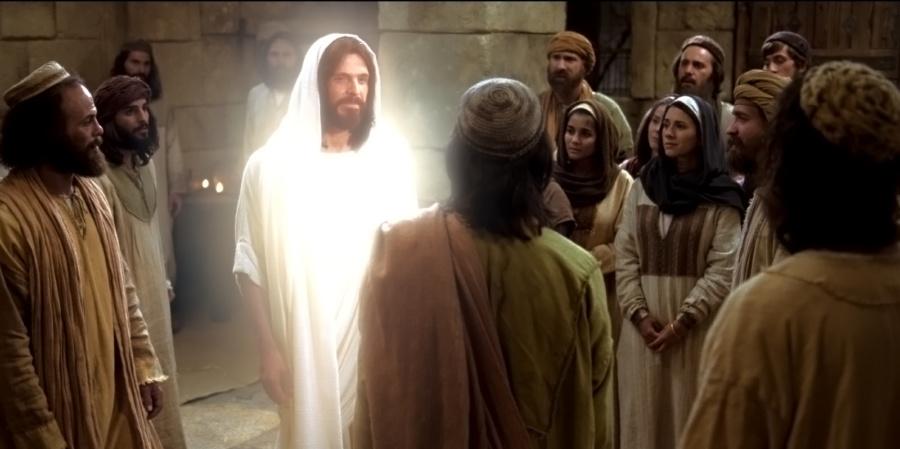 jezus po zmartwychwstaniu 900x449 - Czytanie na piątek 17 maja 2019