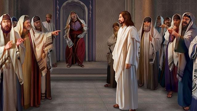 jezus - Czytanie na piątek 12 kwietnia 2019