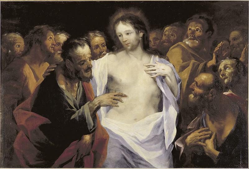jezus - Czytanie na Drugą Niedzielę Wielkanocną czyli Miłosierdzia Bożego 28 kwietnia 2019