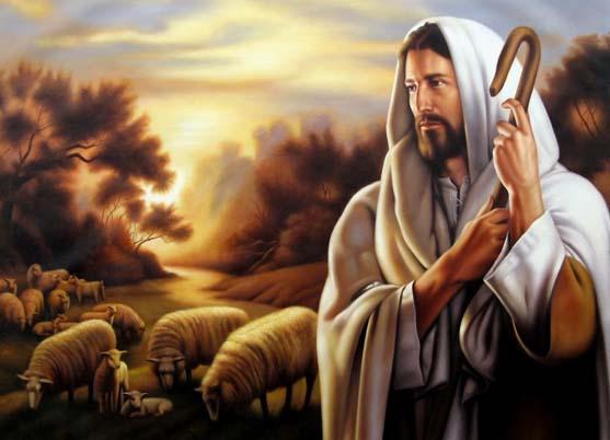 Chrystus pasterz - Czwarta niedziela wielkanocna 12 maja 2019