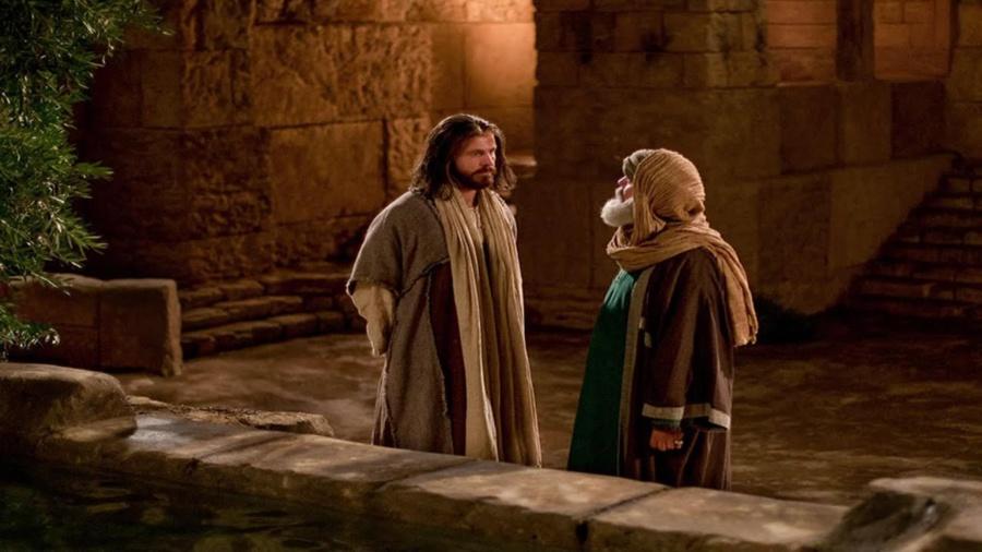 jezus i nikodem 900x506 - Czytanie na czwartek 2 maja 2019