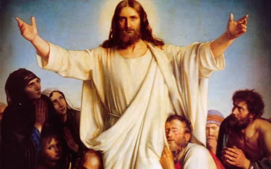 jezus niedziela5 900x562 - Czytanie na piątek 16 sierpnia 2015
