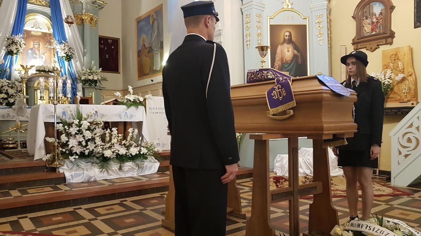 Pogrzeb ks Zdzislawa Kupiszewskiego 1 - ZMARŁ KS. ZDZISŁAW KUPISZEWSKI