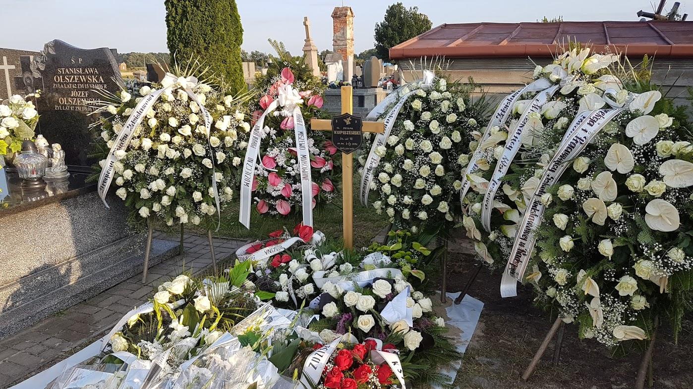 Pogrzeb ks Zdzislawa Kupiszewskiego 3 - ZMARŁ KS. ZDZISŁAW KUPISZEWSKI