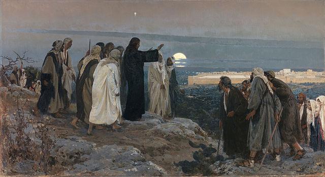 jezus i jerozolima - Czytanie na czwartek 21 listopada 2019