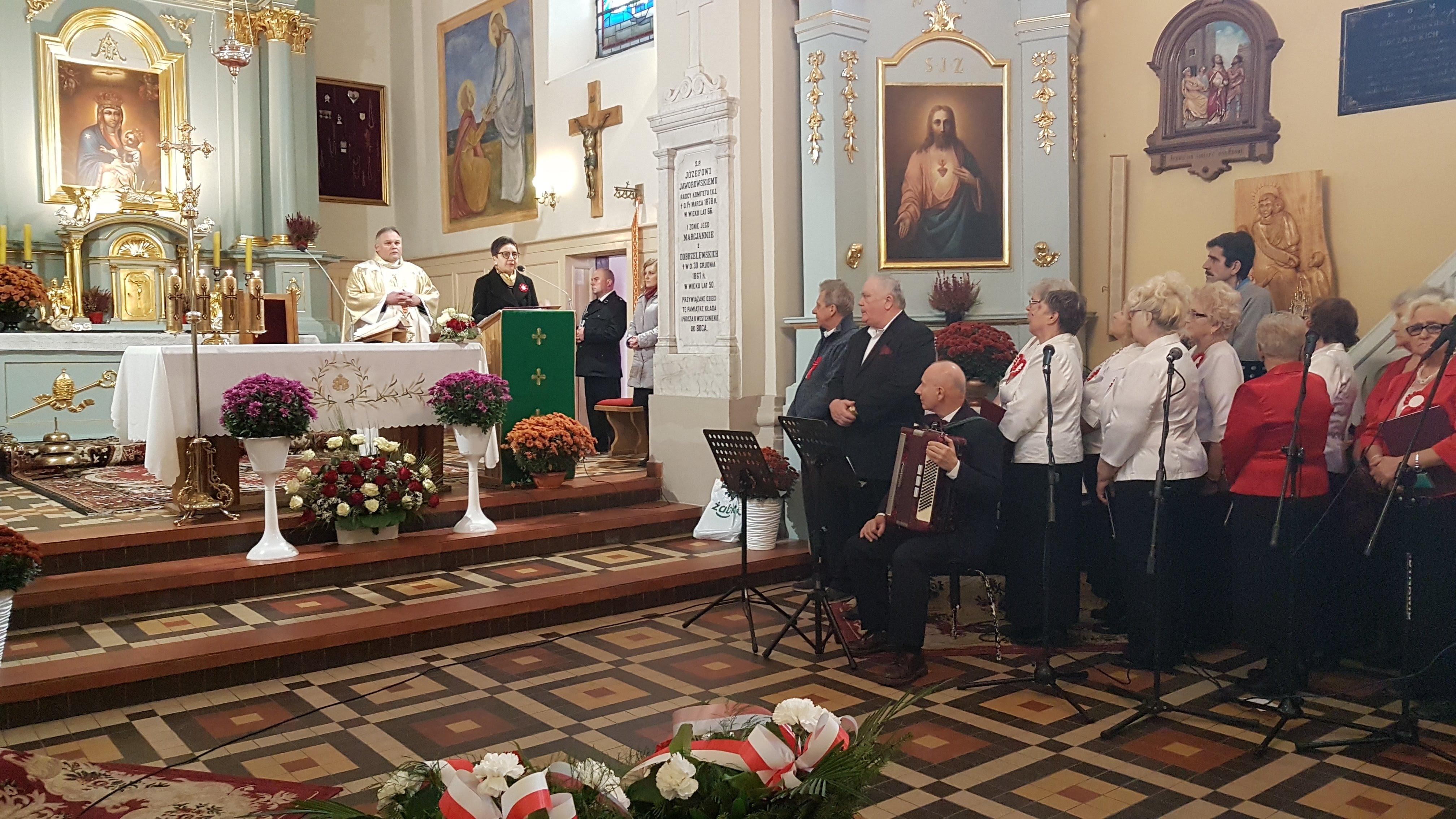swieto 11 listopada w Parafi Radzymin 1 - Parafia Radzymin