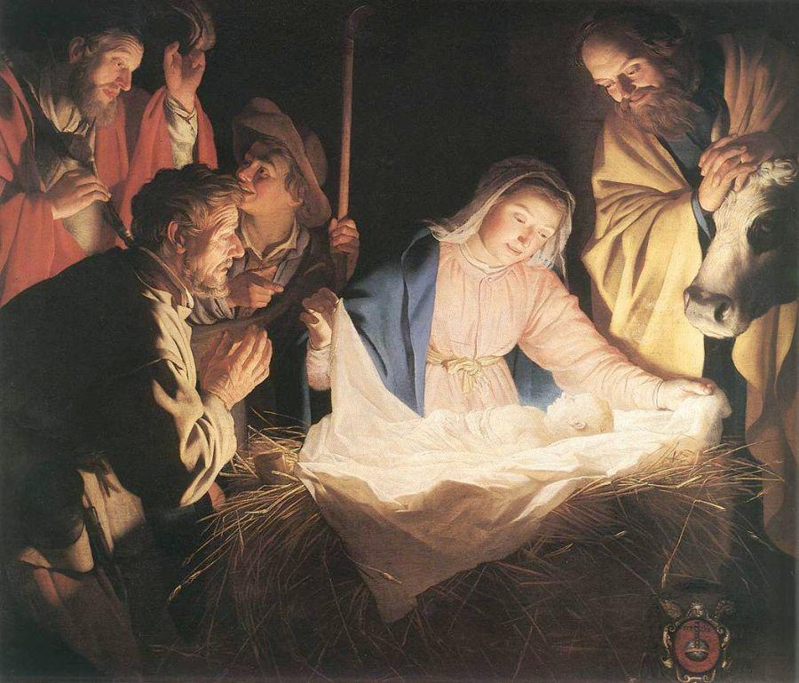 B. Narodzenie5 - Czytanie na środę 25 grudnia 2019 -Uroczystość Narodzenia Pańskiego