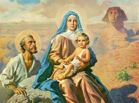 Rodziny9 - Czytanie na dzień 29 grudnia 2019 - Niedziela w oktawie Narodzenia Pańskiego - Święto świętej Rodziny: Jezusa, Maryi i Józefa