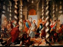 jezus i swiatynia 250x184 - Parafia Radzymin