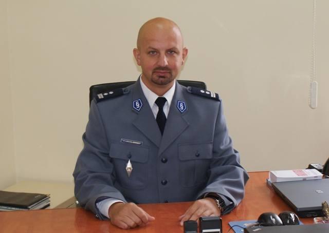 Apel Komendanta Wojewódzkiego Policji