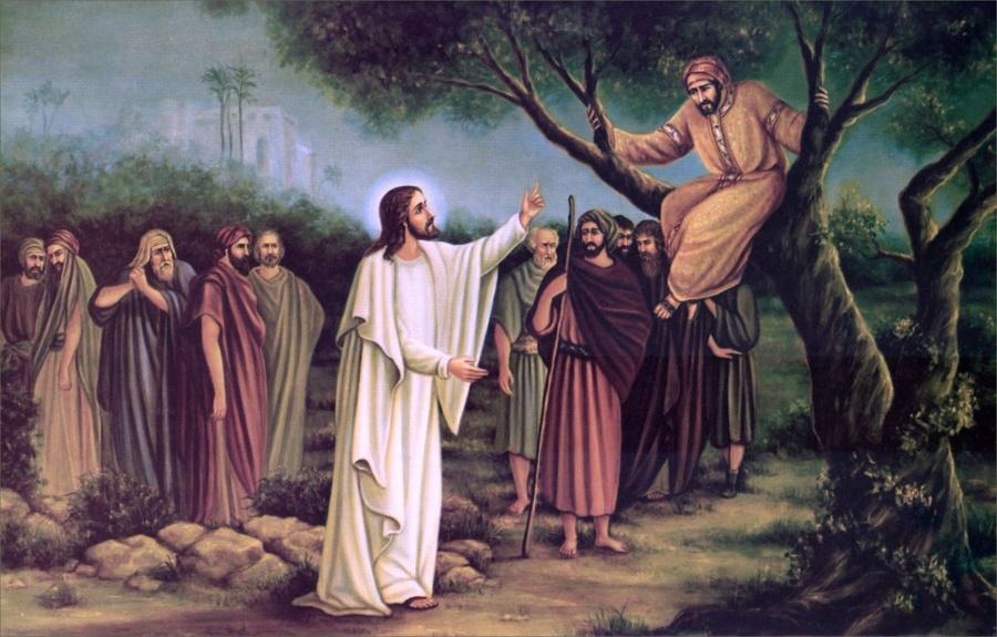 Zacheusz 900x575 - Parafia Radzymin