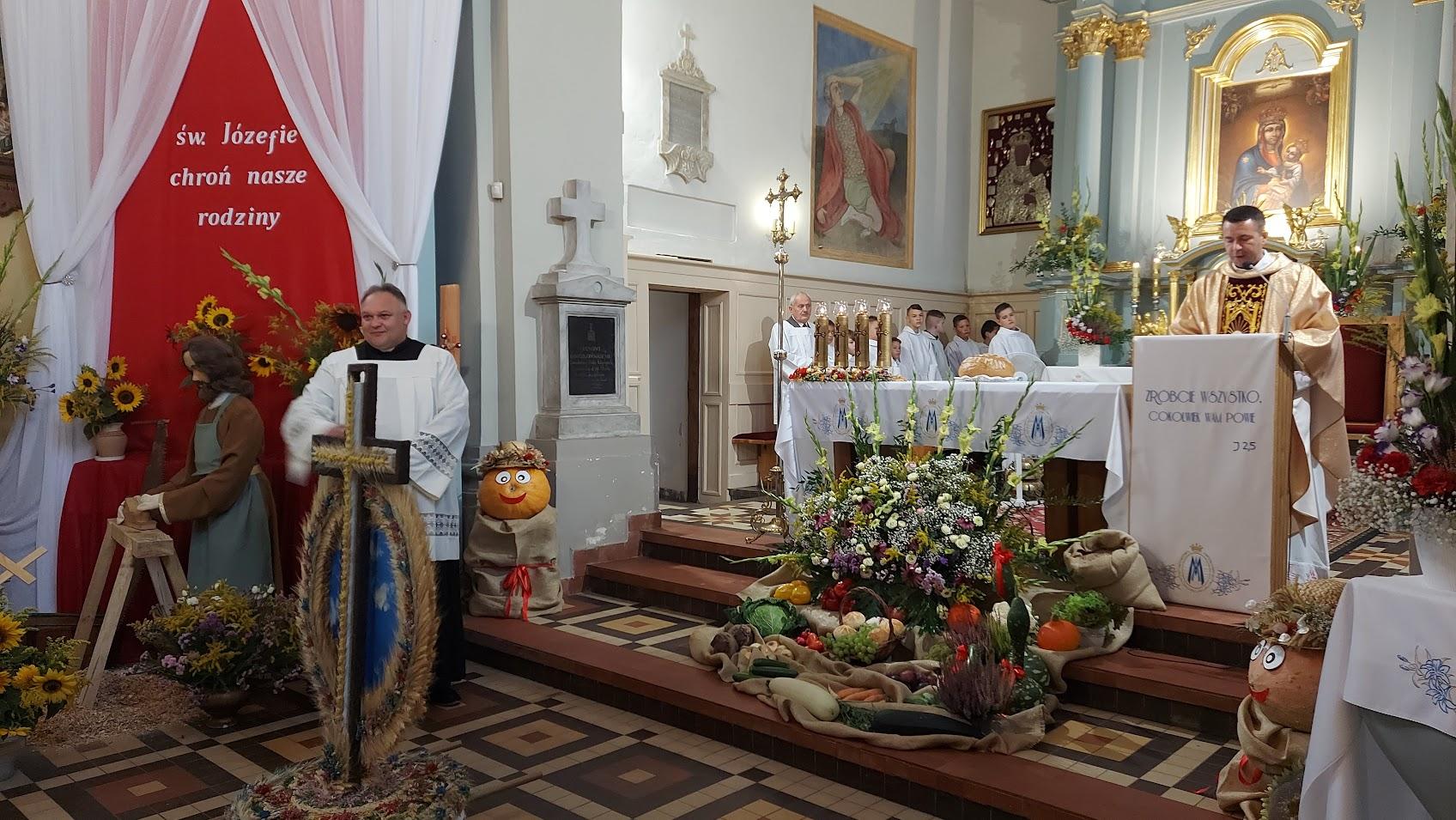 dozynki parafialne 2021 3 - Parafia Radzymin