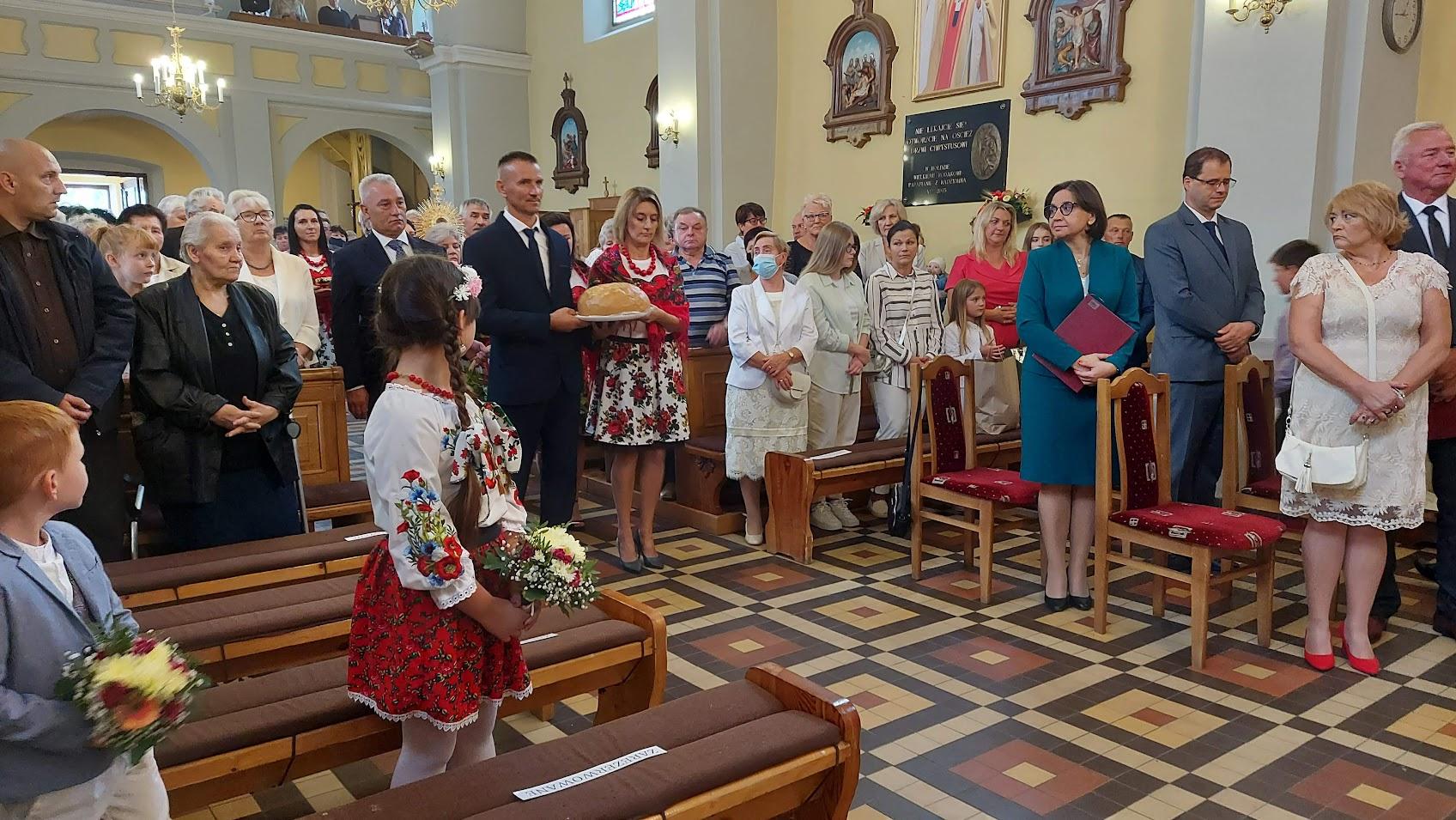 dozynki parafialne radzymin 2021 11 - Parafia Radzymin