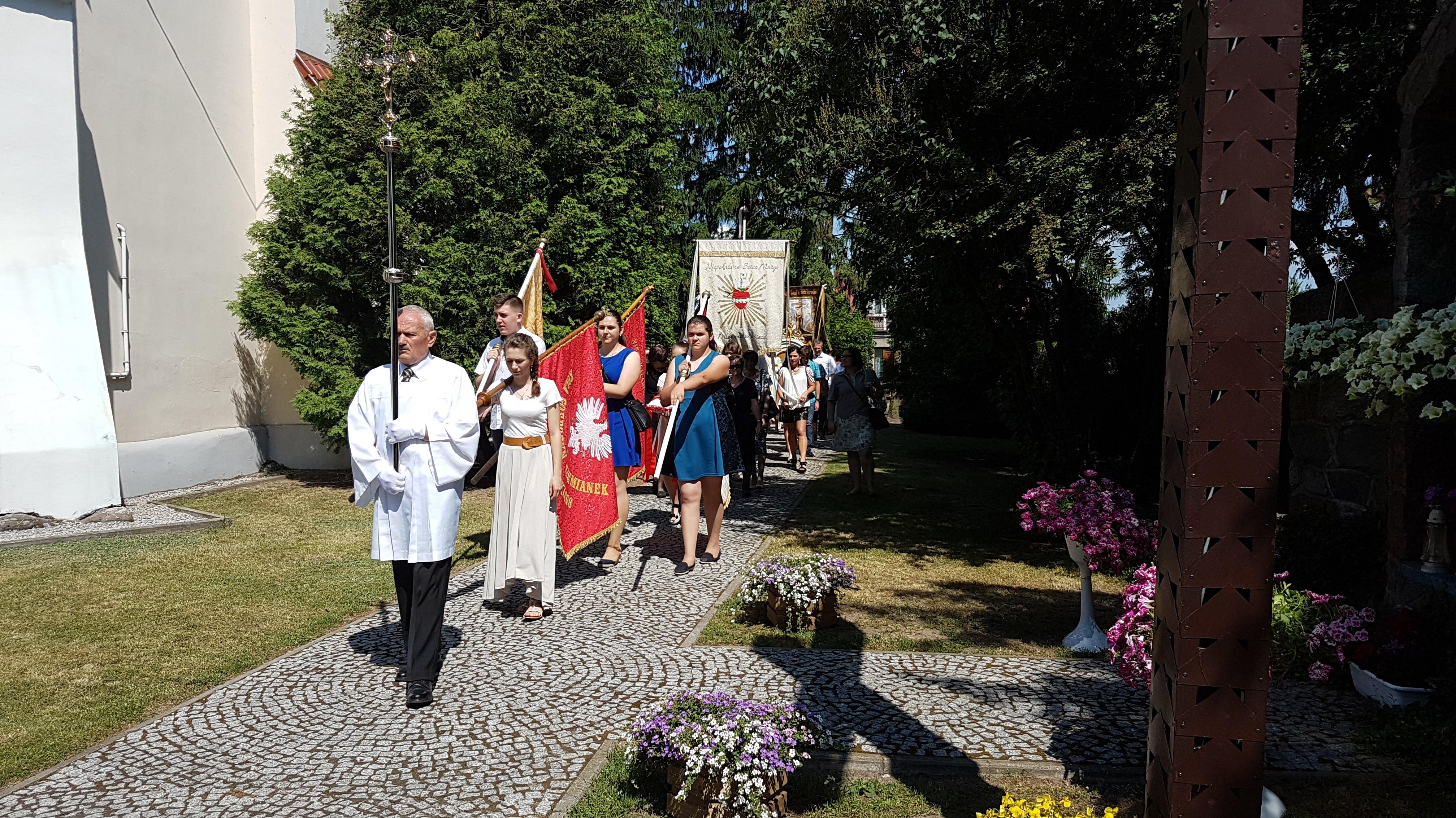 boze cialo radzymin 2018 111 - Parafia Radzymin