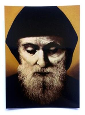 Aktualności – o sakramencie Namaszczenia Chorych i św. Ojcu Charbelu