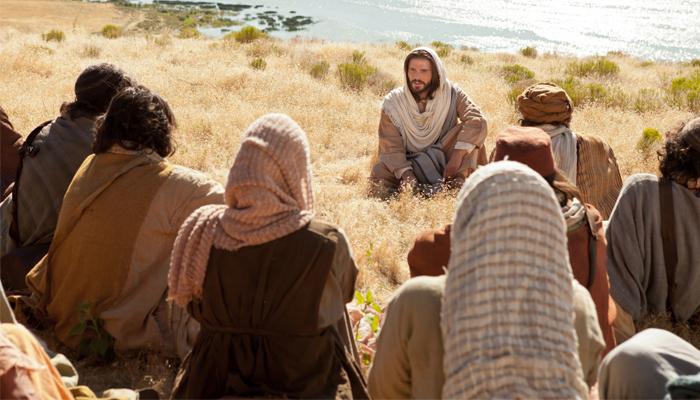 jezus i uczniowie 7 - Parafia Radzymin